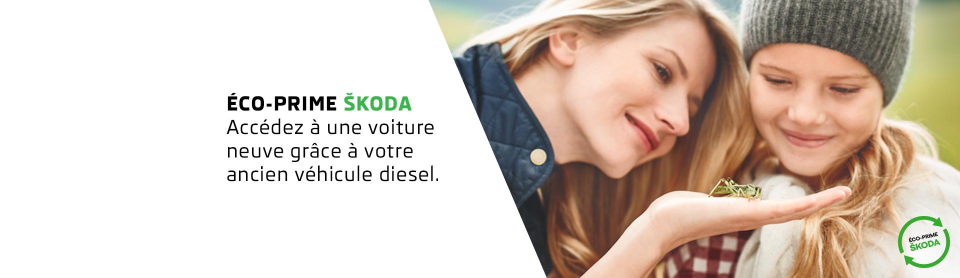 Eco-prime Skoda
